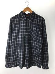 マムート/Belluno Tour Longsleeve Shirt/XL/コットン/ネイビー/1030-02600