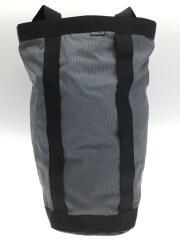 パタゴニア/ツールサックバックパック/ナイロン/グレー/48550/汚れ有り
