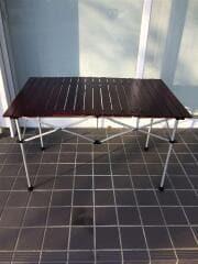コールマン/ウッドロール2ステージテーブル 110/テーブル/キズ有/汚れ有/廃盤品