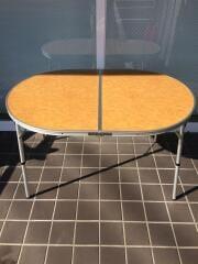 コールマン/Oval Table6/オーバルテーブル6/170-5752/折り畳みテーブル/廃番品