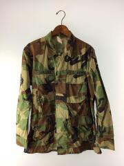ミリタリージャケット/--/コットン/グリーン/カモフラ/US ARMY/中古/古着/USED/