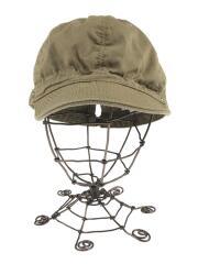 キャップ/--/コットン/BRW/STANDARD KOME CAP