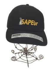 キャップ/--/コットン/BLK/FRA-843/SAPEur