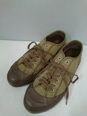 ARMY TRAINERS LOW TOP VINTAGE TWILL/US8.5/カーキ/8037-62000-1-5