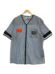 2440MM05X/半袖シャツ/50/コットン/BLU