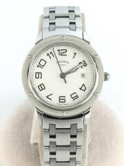 CP1.310/クリッパー/腕時計/アナログ/ステンレス/WHT/SLV//クォーツ Clipper