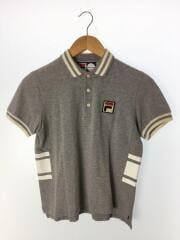 ポロシャツ/--/コットン/GRY/無地/デザイナーズ/セカンドストリート