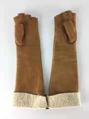 DEMI CLUB/手袋/レザー/CML/無地/レディース/イタリア製/セカスト