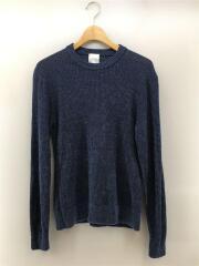 セーター(薄手)/38/リネン/NVY