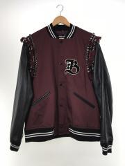 アンダーカバー/19ss/Bootleg Truth Cotton Varsity Jacket/UCW4210-1