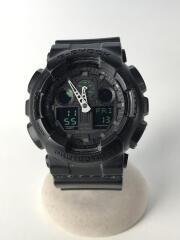 クォーツ腕時計・G-SHOCK/デジアナ/--/BLK