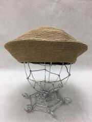 SUMMER BELLET/ベレー帽/FREE/ポリエステル/BEG/PD-151-SHA-021