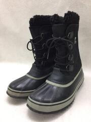WATERPROOF/1964 PAC NYLON/nm1440-011/ブーツ/28cm/ブラック