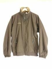 ロマビスタジャケット/ブルゾン/M/コットン/ブラウン/裏地フリース/PM3239/2006SSモデル