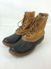 ブーツ/--/キャメル/レザー/60s