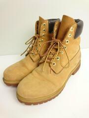 ブーツ/US8/キャメル/レザー/6INCH PREMIUM BOOTS/10061 9140