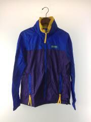 ナイロンジャケット/XL/ナイロン/ブルー/無地/PM3381/ソートゥースジャケット