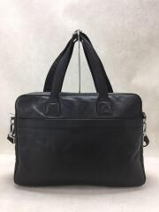 ブリーフケース/牛革/BLK/YEM823/ブリーフケース/ビジネスバッグ