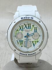 14年モデル/Baby-G/ベイビージー/クォーツ腕時計/デジアナ/BGA-150GR-7BJF