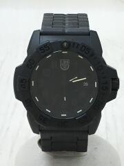 CORE ULTIMATE BLACK/クォーツ腕時計/デジタル/SS021371000