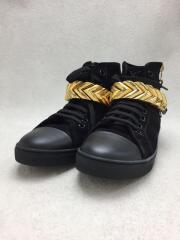 パンチー・ライン スニーカーブーツ/37/ブラック/黒/478185