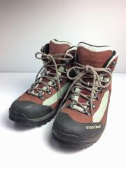 登山靴/トレッキングブーツ/ツオロミー/GORE-TEX/Vibram/23cm/ブラウン/茶色