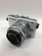 デジタル一眼カメラ OLYMPUS PEN Lite E-PL3 レンズキット [ホワイト]