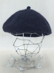 ベレー帽/--/ウール/NVY/AOK00672NVY