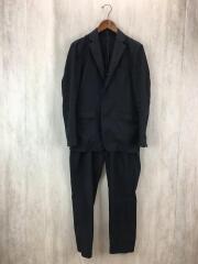 スーツ/S/ポリエステル/BLK