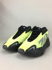 YEEZY BOOST 700 MNVN ADULTS PHOSPHOR/ローカットスニーカー/27cm/YLW