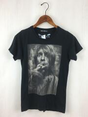 KURT COBAIN/カートコバーン/Tシャツ/FREE/コットン/BLK/2CT-1150