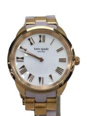腕時計/CROSSTOWN/アナログ/ステンレス/ホワイト/白/KSW1262