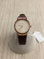 SKW2260/クォーツ腕時計/アナログ