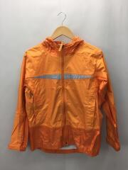 ナイロンジャケット/L/ナイロン/ORN/オレンジ