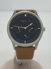 クォーツ腕時計/アナログ/--/BLU/CML/FCRT958