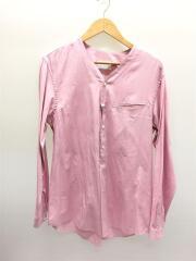 プルオーバーシャツ/S13-US04/長袖シャツ/2/ポリエステル/PNK
