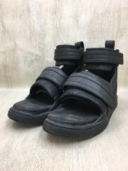 ハイカットスニーカー/2/BLK/PVC