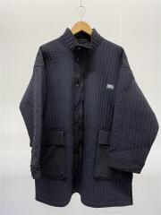 2020AW/SUPER STRETCH NYLON COAT/コート/3/ポリエステル/NVY