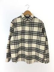 Nuthatch Shirt/長袖シャツ/XL/ポリエステル/WHT/NRW11951