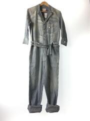 レディース衣料/0/コットン/BLU/ストライプ