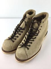 ブーツ/US9/BEG/スウェード/CHIPPEWA チペワ
