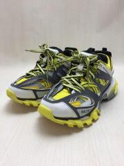 ハイカットスニーカー/26cm/YLW/黄色
