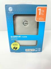 パソコン周辺機器/G-DRIVE/ハードディスクドライブ/HDD/1TB/ジードライブ/