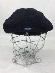 ベレー帽/--/コットン/BLK/ラディアル/ブラック/20ss/rad-20ss-hat001