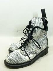 ブーツ/25cm/WHT