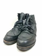 ブーツ/26.5cm/BLK/レザー