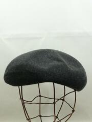 ベレー帽/M/ウール/GRY/RL-18-970/