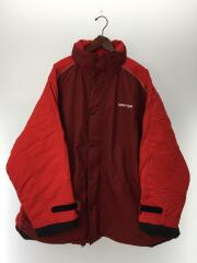 18SS/Oversized Shell Jacket/511210/ナイロンジャケット/46/ナイロン/RED
