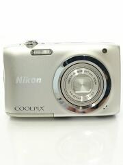 デジタルカメラ COOLPIX A100 [シルバー]