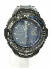ソーラー腕時計・G-SHOCK/GW-1600BJ-1AJF/デジアナ/ステンレス/BLK/BLK